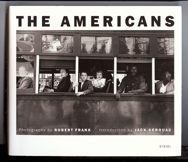A book analysis of the americans by robert frank