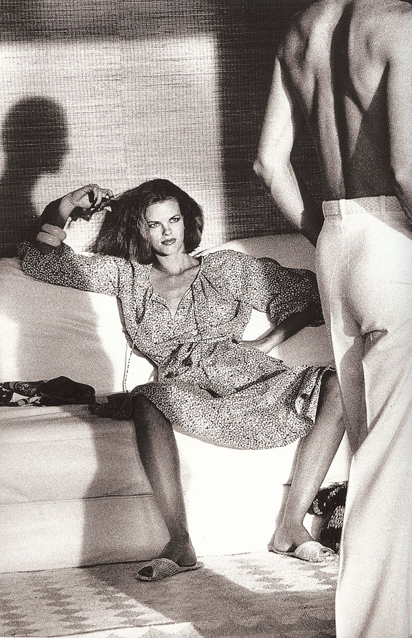 Helmut Newton couple