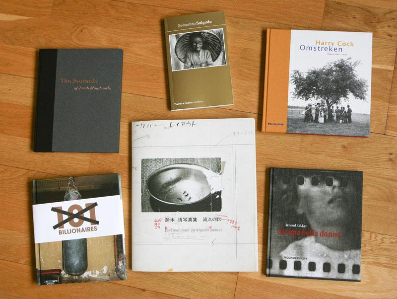 Noorderlicht_16_PhotoFestival-2009_books