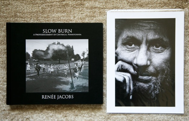 Renee_Jacobs-Slow_Burn_LE_hard_cover_w_print
