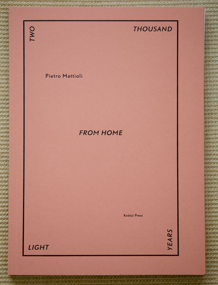 Pietro_Mattoli-Two_Thousand_Light_Year_ from_Home_cover