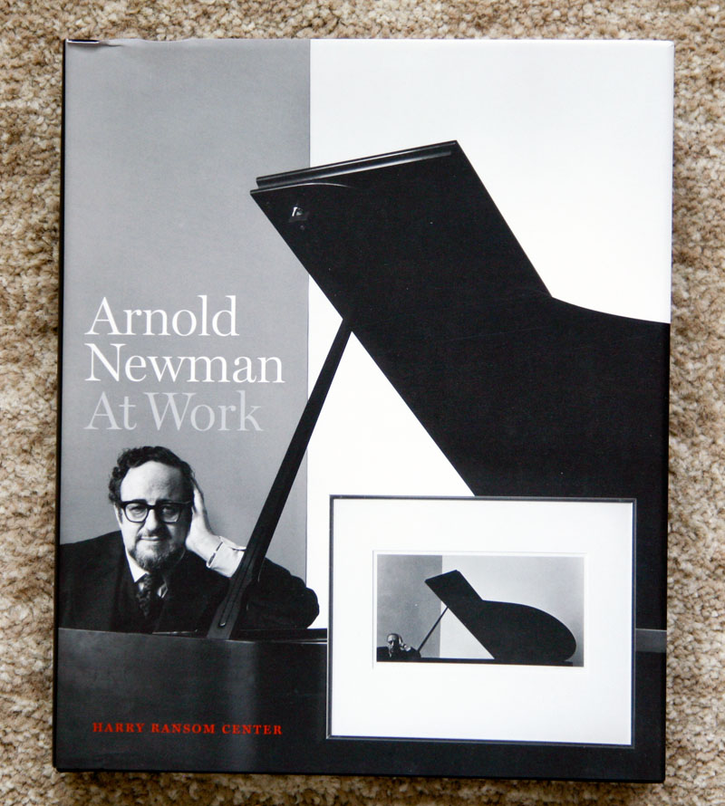 Arnold_Newman_At_Work_cover