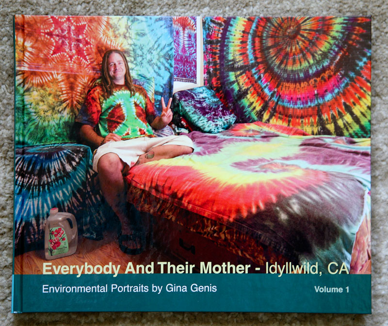 Gina_Genis-Everybody_and_Their_Mother- Idywild_CA_volume_1_cover