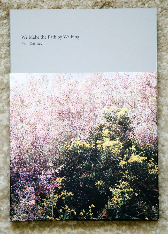 Paul_Gaffney-We_Make_the_Path_by_Walking_book_n_slipcover