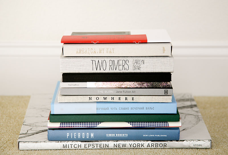 Stack_of_Interesting_photobooks_2013