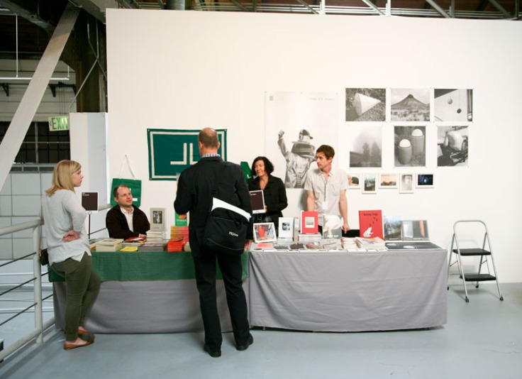 02-32-24_Mike_Slack_at_Ice_Plant_next_J+L_books_at_Art_Book_Fair