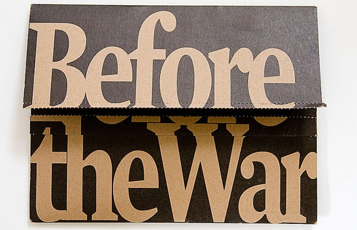Alejandro_Cartagena-Before_the_War_folder_cover