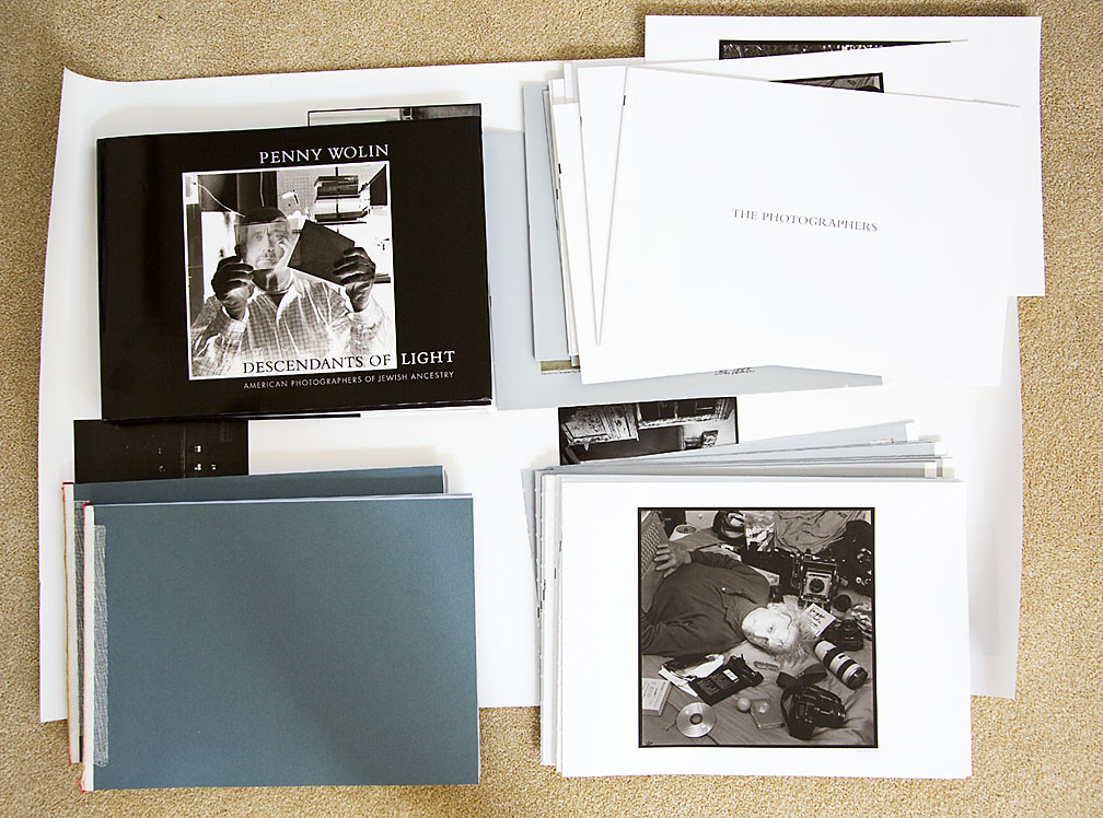 Photo book parts - Dual Graphics - Peanut Press