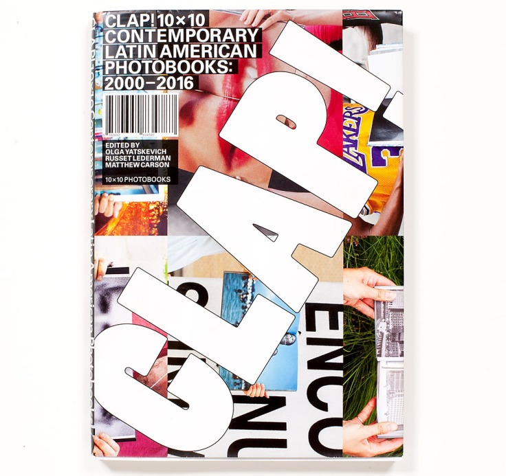 CLAP!– Contemporary_Latin_American_Photobooks_cover
