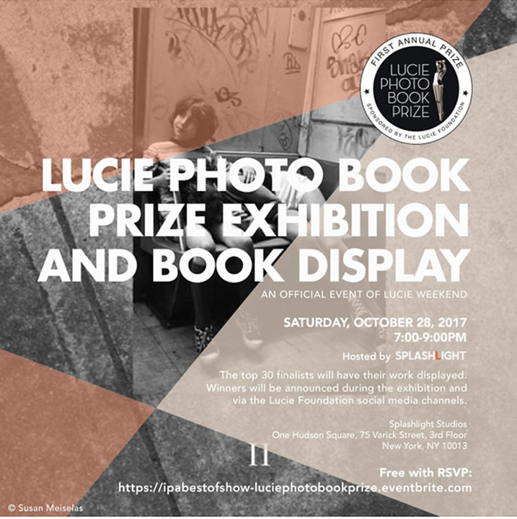 Lucie_Photo_Book_Prize_exhibit_notice 10-28-17