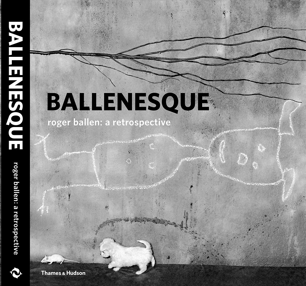 Ballenesque Cover