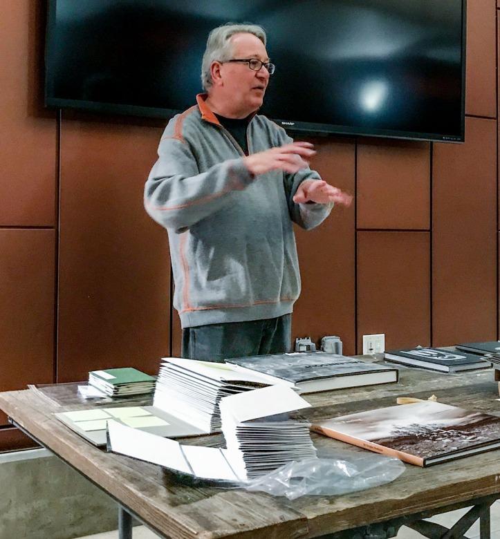 02-28-18 Stockdale during Photo Book Presentation for PADA by Karen Schuenemann