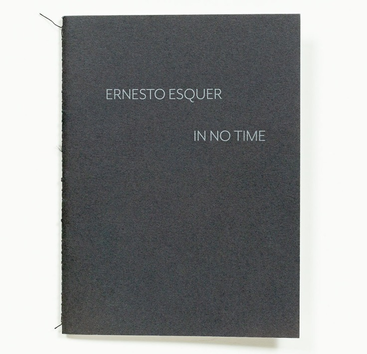 Ernesto_Esquer_In_No_Time_cover