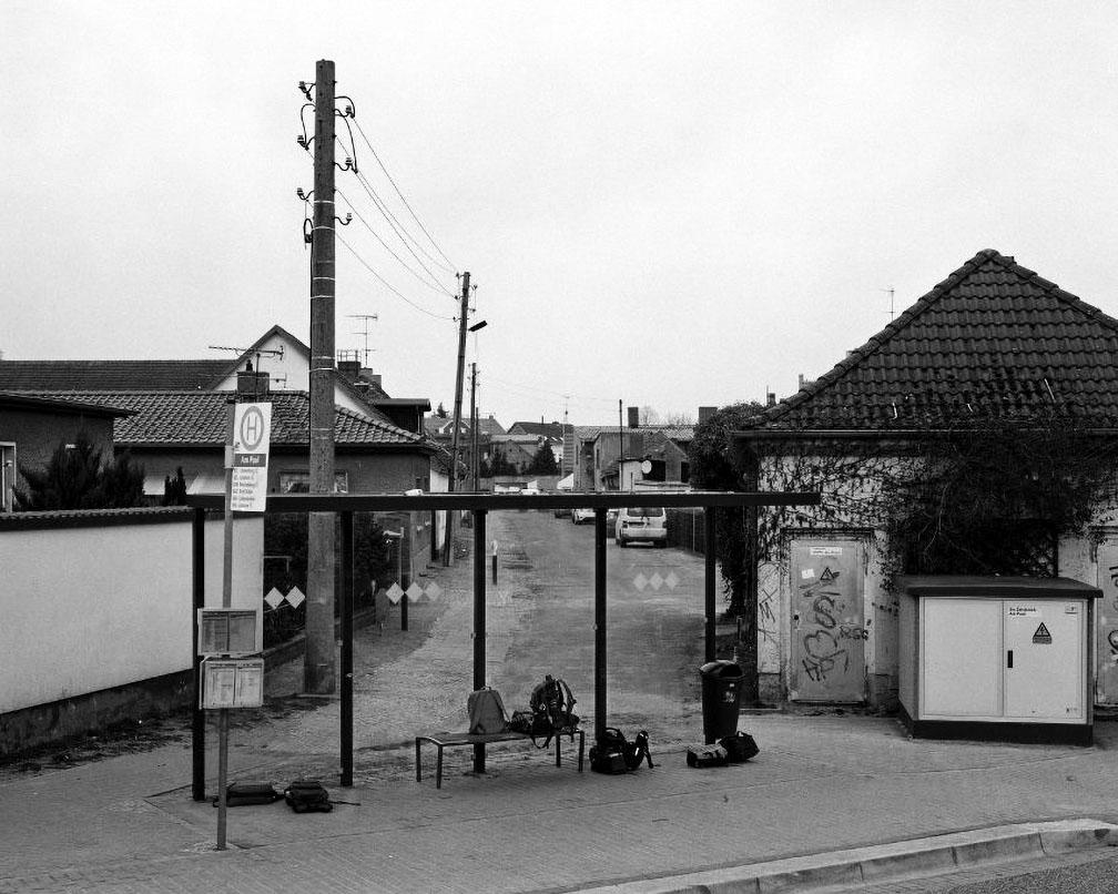 Fotografie/ Ute Mahler & Werner Mahler: Kleinstadt