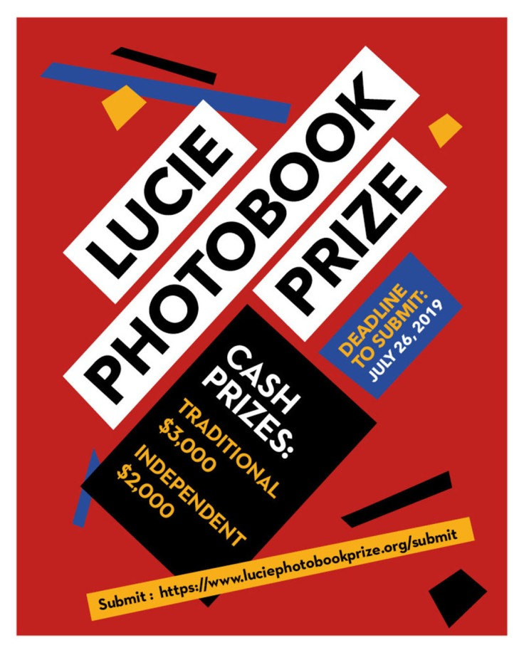 Lucie Photo Book Prize 2019