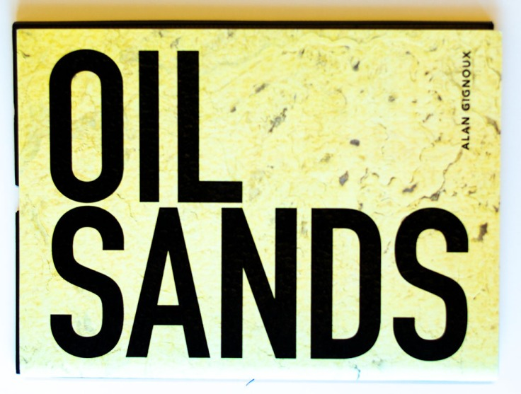 Alan_Gignoux_Oil_Sands_cover