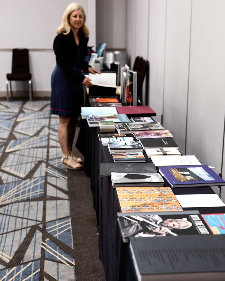 09-14-19_Sarah Hadley_LACP 2019 book exhibition_KI6A2559_Douglas_Stockdale
