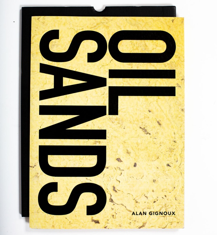 Alan_Gignoux-Oil_Sands_cover