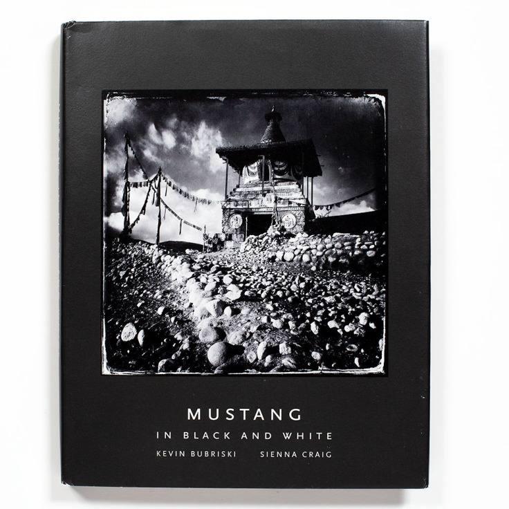 Kevin_Bubriski-Mustang_In_Black_And_White_cover