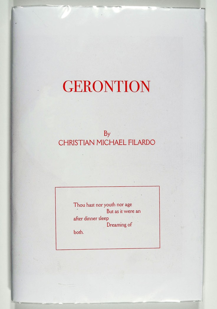 Christian Michael Filardo_Gerontion_cover